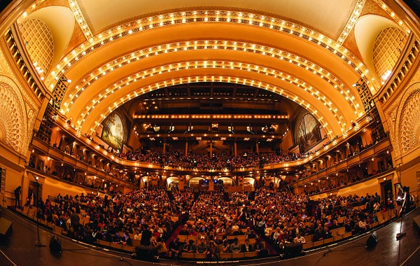 Chicago Auditorium Theater